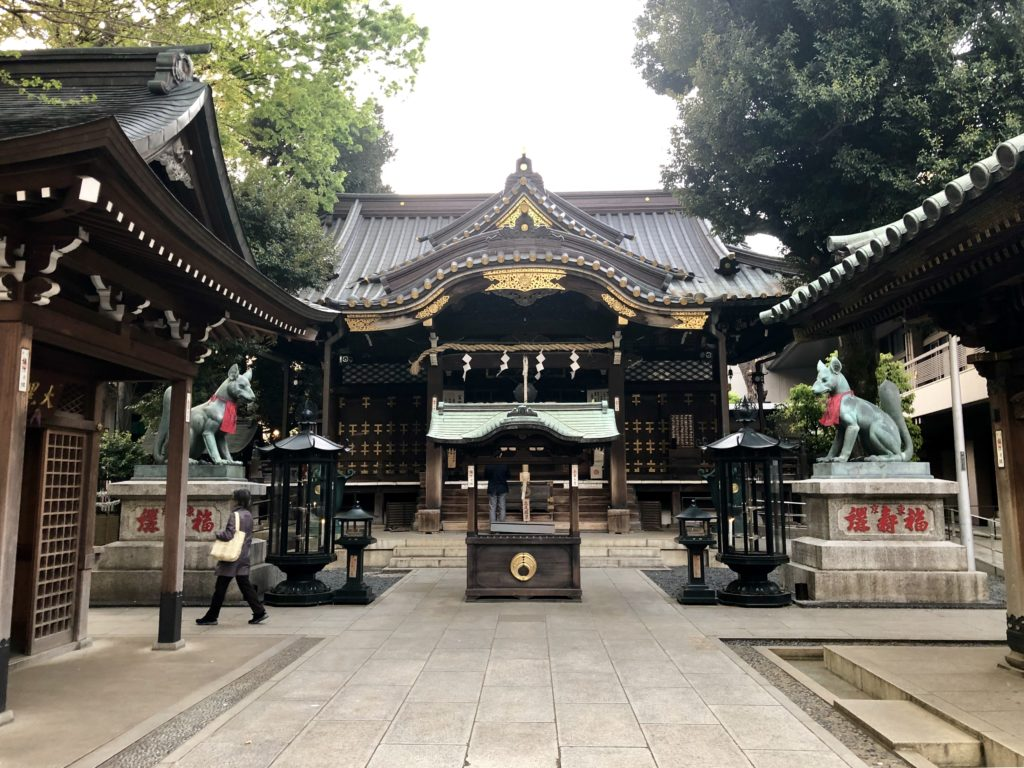 2019.04 Toyokawa Inari Shrine
