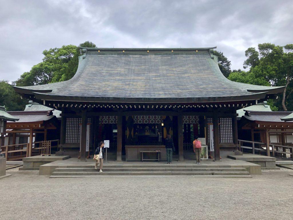 武蔵一宮 氷川神社(さいたま市大宮区/神社)
