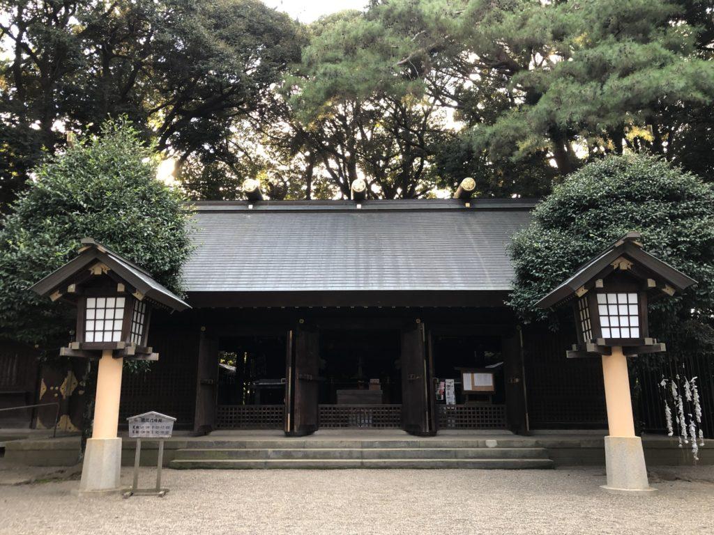 埼玉縣護國神社(さいたま市大宮区/神社)