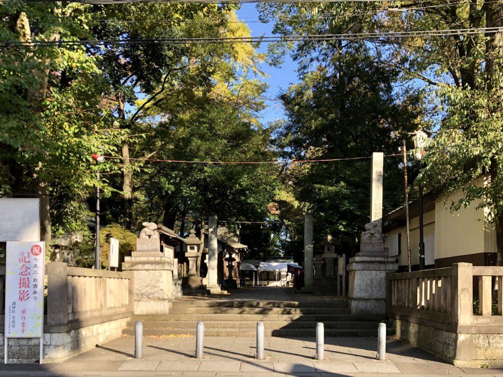 2019.11 Tsuki Shrine