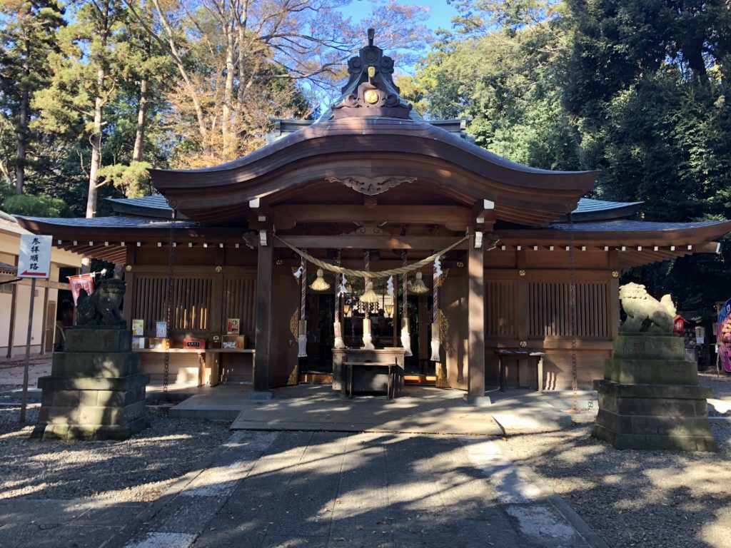 2019.11 Hisaizu Shrine