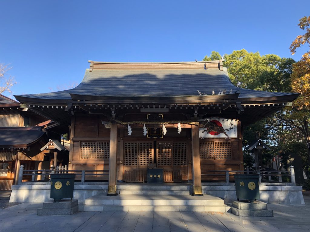 2019.11 Warabi Shrine